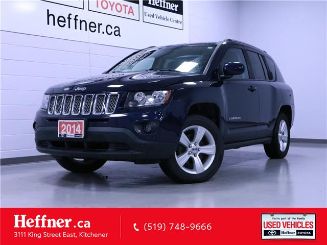 2014 Jeep Compass Sport/North (Stk: 205902) in Kitchener - Image 1 of 20