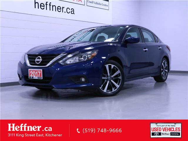 2017 Nissan Altima 2.5 SR (Stk: 205936) in Kitchener - Image 1 of 22