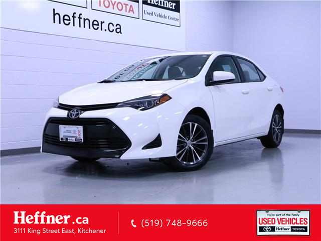 2019 Toyota Corolla LE (Stk: 205852) in Kitchener - Image 1 of 24