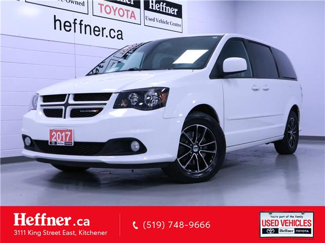 2017 Dodge Grand Caravan GT (Stk: 205963) in Kitchener - Image 1 of 25