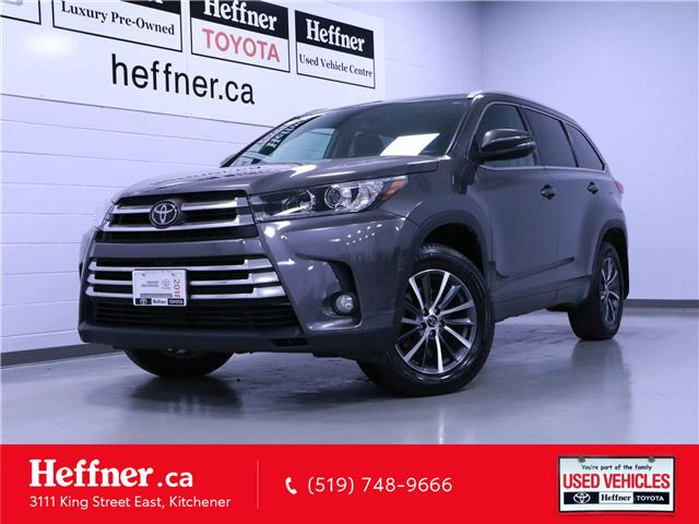 2018 Toyota Highlander XLE (Stk: 206027) in Kitchener - Image 1 of 26