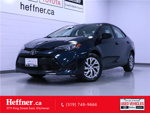 2017 Toyota Corolla LE (Stk: 206035) in Kitchener - Image 1 of 23