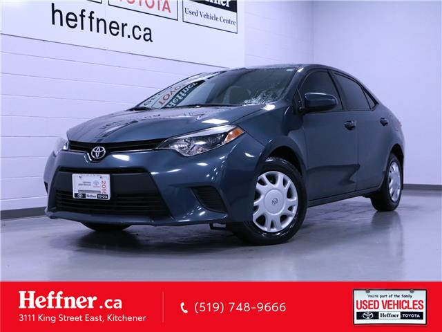 2016 Toyota Corolla CE (Stk: 206038) in Kitchener - Image 1 of 21