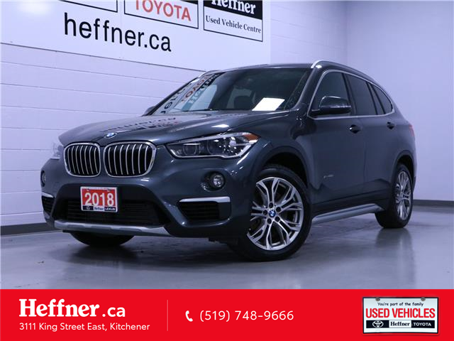 2018 BMW X1 xDrive28i (Stk: 207315) in Kitchener - Image 1 of 23