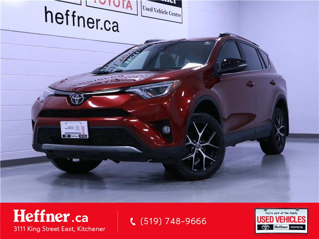 2018 Toyota RAV4 SE (Stk: 205976) in Kitchener - Image 1 of 21