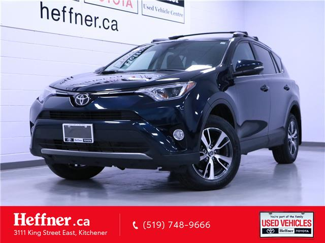 2018 Toyota RAV4 XLE (Stk: 206054) in Kitchener - Image 1 of 24