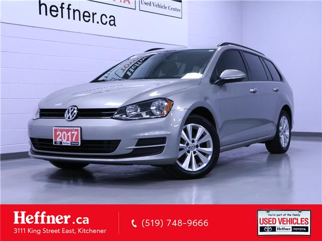 2017 Volkswagen Golf SportWagen  (Stk: 206101) in Kitchener - Image 1 of 22