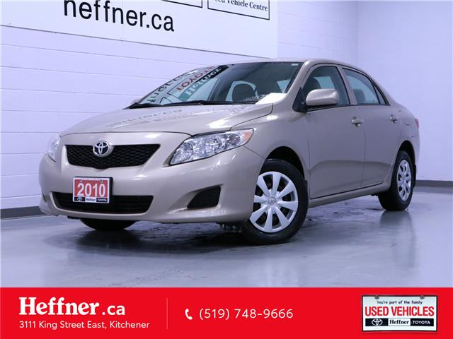 2010 Toyota Corolla CE (Stk: 206089) in Kitchener - Image 1 of 20