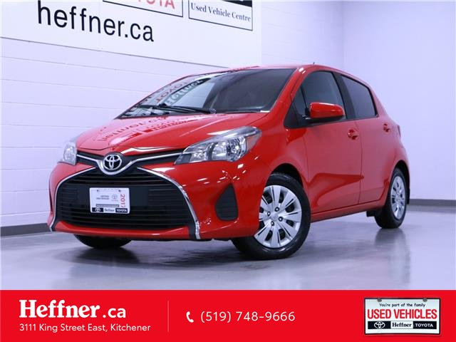 2017 Toyota Yaris LE (Stk: 206025) in Kitchener - Image 1 of 21