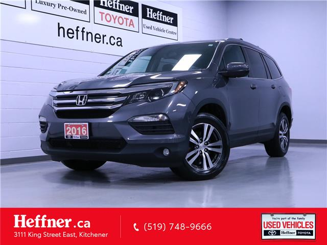 2016 Honda Pilot EX-L (Stk: 206167) in Kitchener - Image 1 of 24