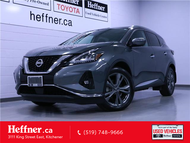 2019 Nissan Murano Platinum (Stk: 206176) in Kitchener - Image 1 of 25