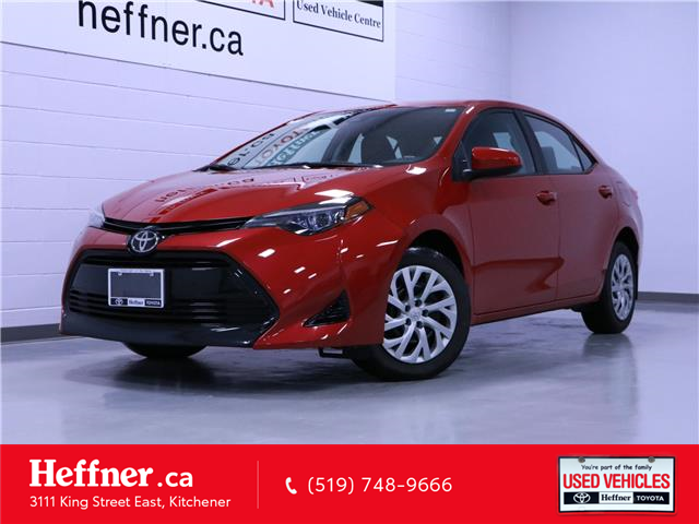 2017 Toyota Corolla LE (Stk: 206206) in Kitchener - Image 1 of 23