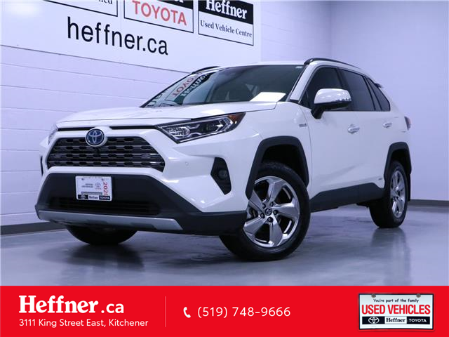 2020 Toyota RAV4 Hybrid Limited (Stk: 206212) in Kitchener - Image 1 of 25