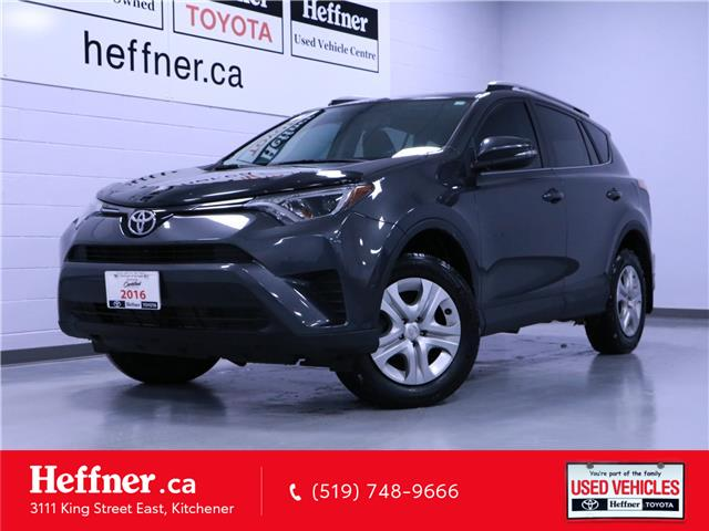 2016 Toyota RAV4 LE (Stk: 206190) in Kitchener - Image 1 of 23