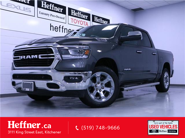 2019 RAM 1500 Big Horn (Stk: 206187) in Kitchener - Image 1 of 23