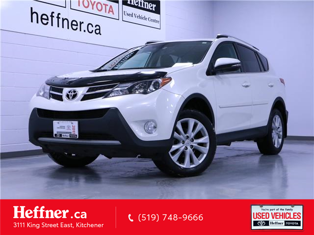 2015 Toyota RAV4 Limited (Stk: 206222) in Kitchener - Image 1 of 24