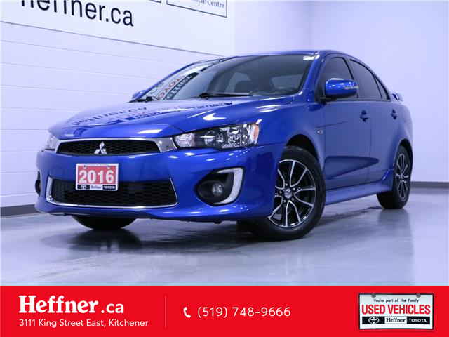 2016 Mitsubishi Lancer SE LTD (Stk: 206123) in Kitchener - Image 1 of 22