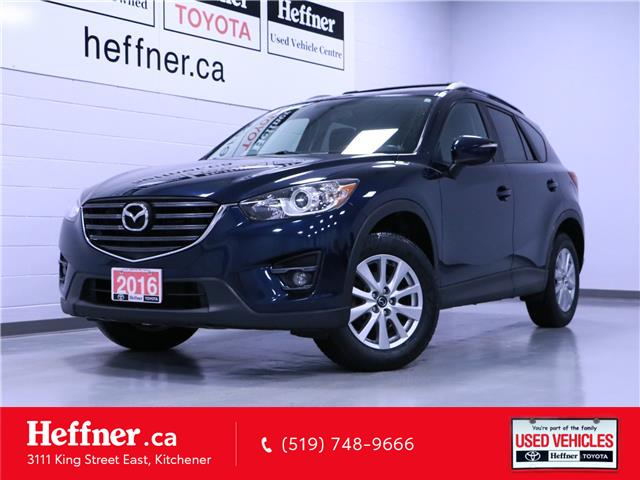 2016 Mazda CX-5 GS (Stk: 206225) in Kitchener - Image 1 of 23