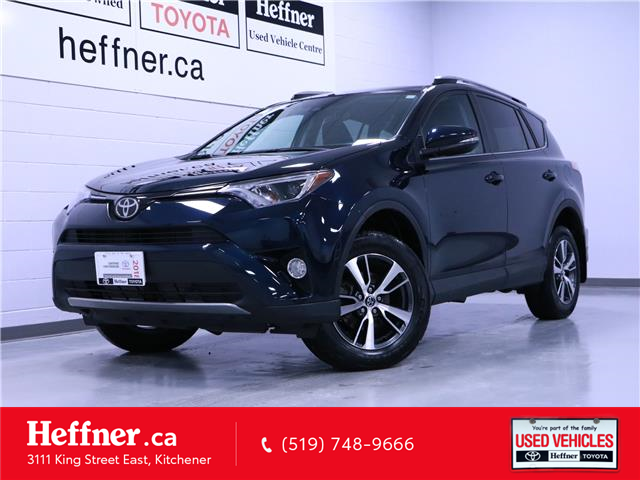 2018 Toyota RAV4 XLE (Stk: 206251) in Kitchener - Image 1 of 22