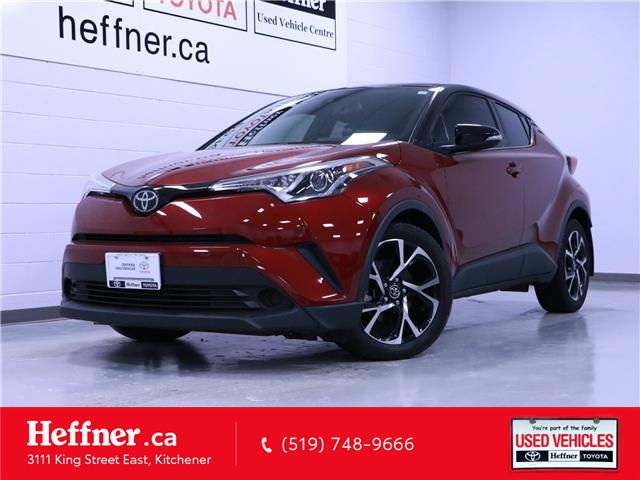 2019 Toyota C-HR Base (Stk: 206231) in Kitchener - Image 1 of 23