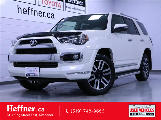 2018 Toyota 4Runner SR5 (Stk: 206242) in Kitchener - Image 1 of 26