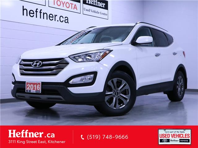 2016 Hyundai Santa Fe Sport  (Stk: 206245) in Kitchener - Image 1 of 22