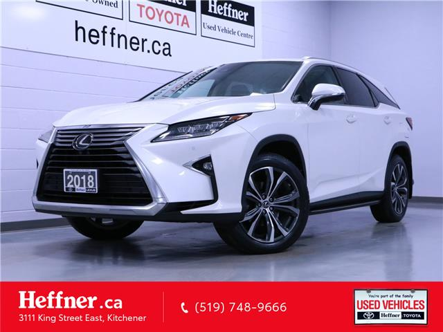 2018 Lexus RX 350L Luxury (Stk: 207390) in Kitchener - Image 1 of 24
