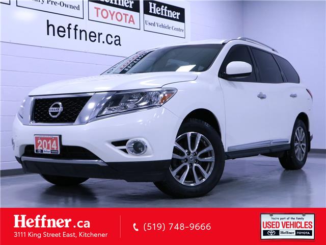 2014 Nissan Pathfinder  (Stk: 215054) in Kitchener - Image 1 of 27