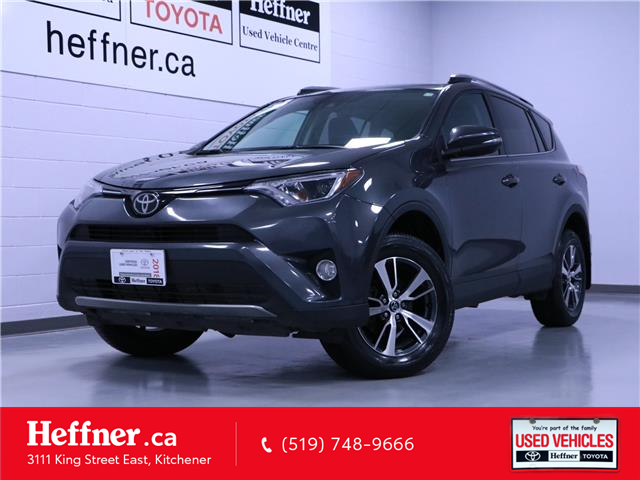 2018 Toyota RAV4 XLE (Stk: 215082) in Kitchener - Image 1 of 24