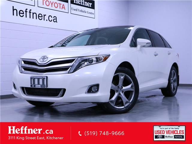 2014 Toyota Venza Base V6 (Stk: 215084) in Kitchener - Image 1 of 22