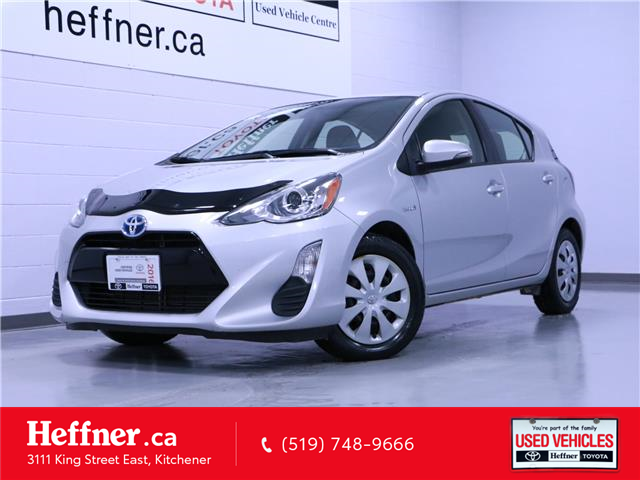 2016 Toyota Prius C Base (Stk: 215076) in Kitchener - Image 1 of 22
