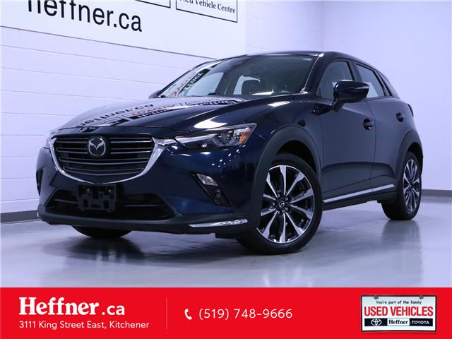 2019 Mazda CX-3 GT (Stk: 215174) in Kitchener - Image 1 of 22