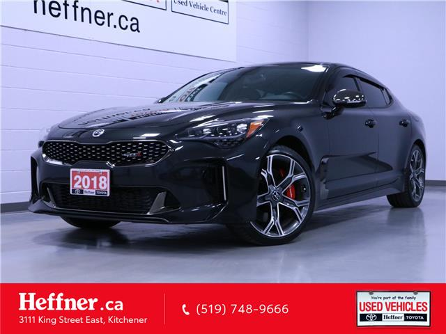 2018 Kia Stinger  (Stk: 215158) in Kitchener - Image 1 of 22