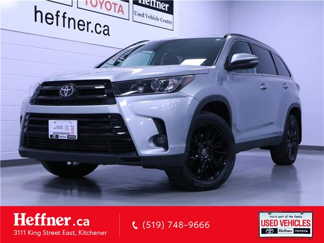 2019 Toyota Highlander XLE (Stk: 215243) in Kitchener - Image 1 of 25