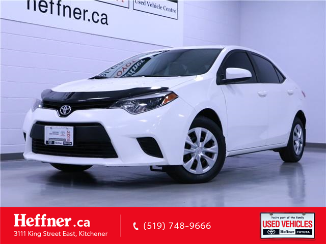2015 Toyota Corolla CE (Stk: 215187) in Kitchener - Image 1 of 20