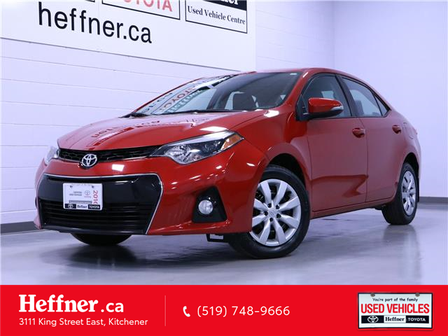 2016 Toyota Corolla S (Stk: 215214) in Kitchener - Image 1 of 23