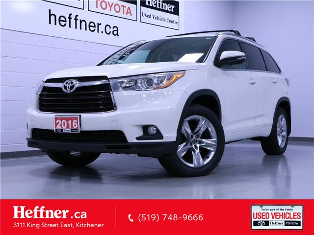 2016 Toyota Highlander Limited (Stk: 215251) in Kitchener - Image 1 of 28