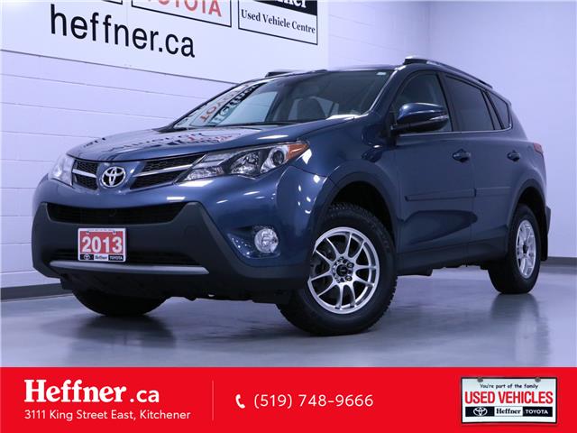 2013 Toyota RAV4 Limited (Stk: 215271) in Kitchener - Image 1 of 23