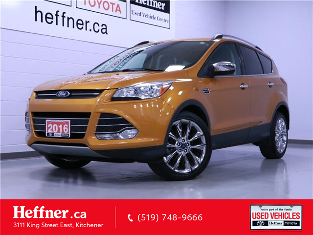 2016 Ford Escape SE (Stk: 215282) in Kitchener - Image 1 of 23