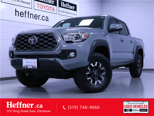 2020 Toyota Tacoma Base (Stk: 215317) in Kitchener - Image 1 of 22