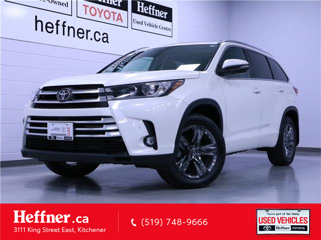 2019 Toyota Highlander Limited (Stk: 215319) in Kitchener - Image 1 of 28