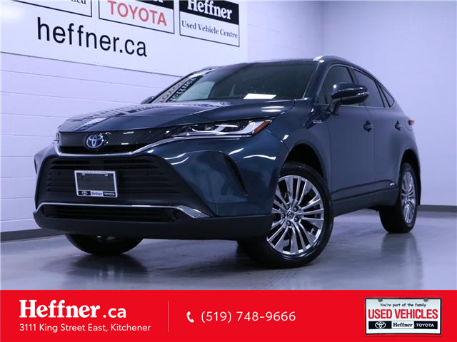 2021 Toyota Venza XLE (Stk: 215379) in Kitchener - Image 1 of 25