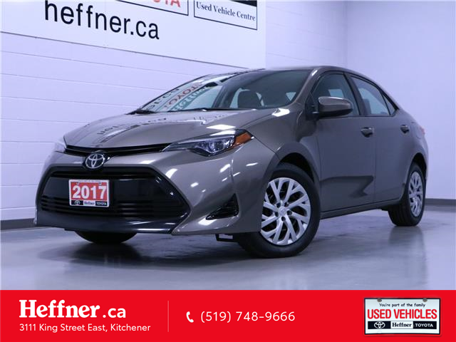 2017 Toyota Corolla LE (Stk: 215407) in Kitchener - Image 1 of 22
