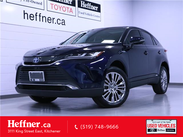 2021 Toyota Venza Limited (Stk: 215461) in Kitchener - Image 1 of 25