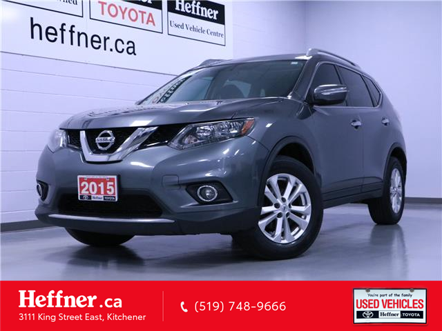 2015 Nissan Rogue  (Stk: 215424) in Kitchener - Image 1 of 22