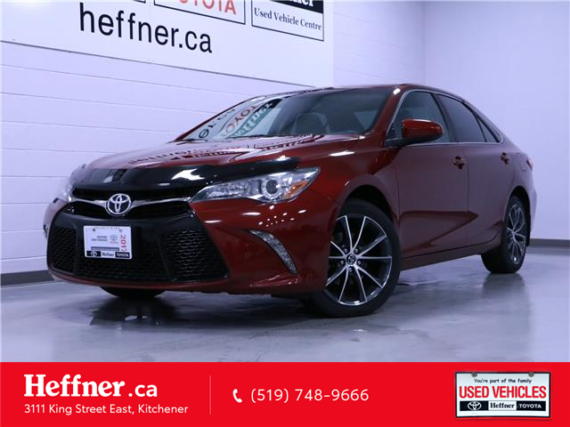2017 Toyota Camry XSE (Stk: 215280) in Kitchener - Image 1 of 24