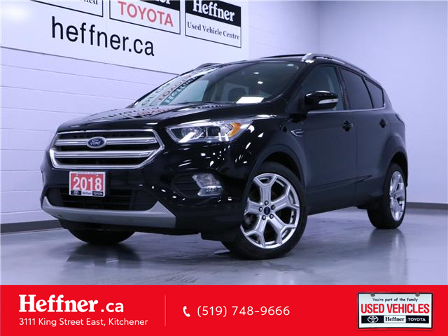 2018 Ford Escape Titanium (Stk: 215639) in Kitchener - Image 1 of 23