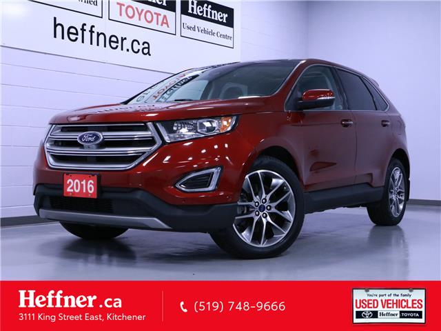 2016 Ford Edge Titanium (Stk: 215671) in Kitchener - Image 1 of 25
