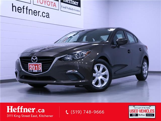 2015 Mazda Mazda3 GX (Stk: 215390) in Kitchener - Image 1 of 20