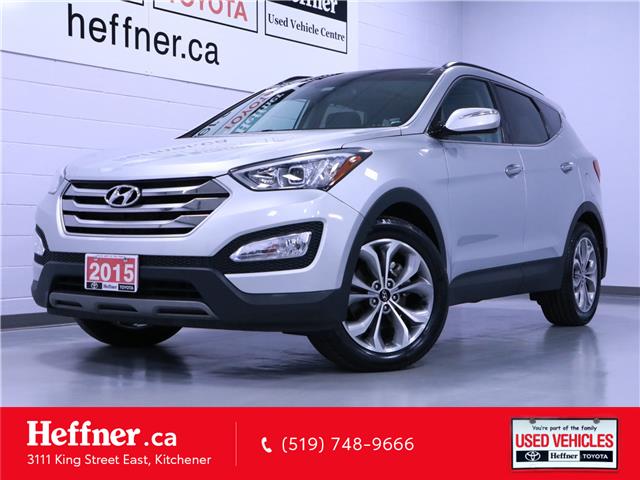 2015 Hyundai Santa Fe Sport 2.0T Limited (Stk: 215740) in Kitchener - Image 1 of 24